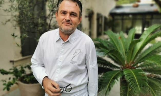 BRUNO OGER, A CONSCIOUS STARRED-CHEF