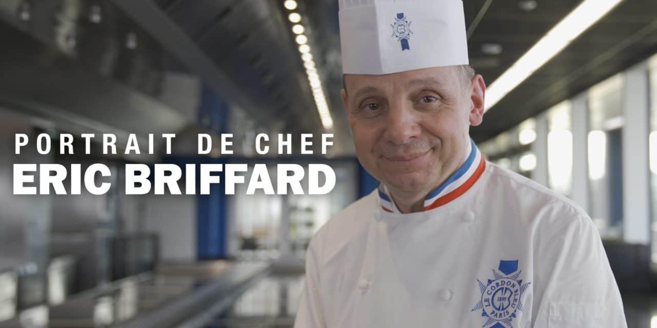 Rencontre avec le Chef Éric Briffard, Meilleur Ouvrier de France
