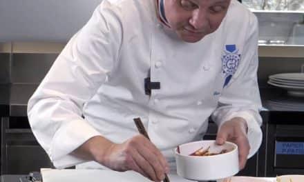 La recette de carotte râpée d'Eric Briffard