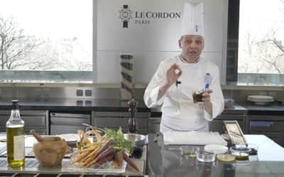 Les raisins marinés : la touche du chef Briffard