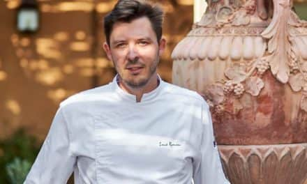 Louis Rameau, a chef who loves nature