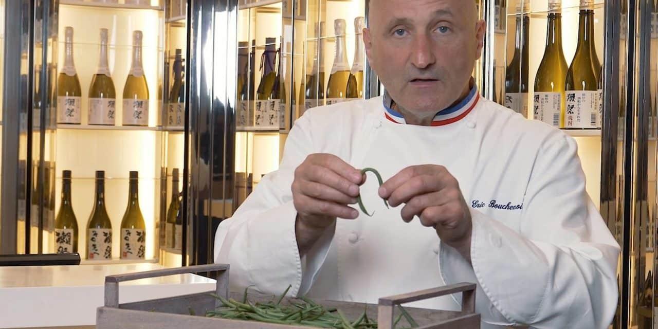 Bien choisir ses haricots verts avec Éric Bouchenoire
